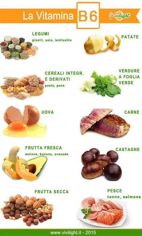 vitamina a alimenti vivilight 187 la vitamina b6 le sue propriet 224 ed i cibi