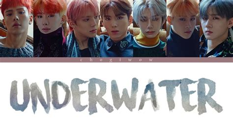 monsta x underwater lyrics monsta x 몬스타엑스 underwater color coded lyrics han rom