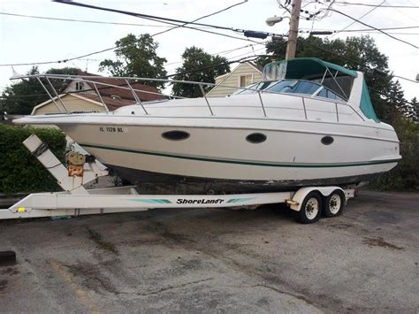 chris craft boats for sale in illinois 1992 chris craft crowne powerboat for sale in illinois