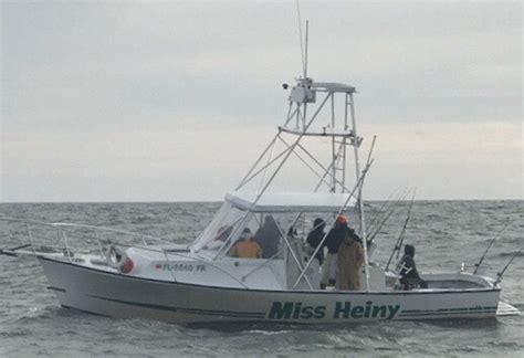 charter boat fishing atlantic city moover fishing adventures ocean city and atlantic city