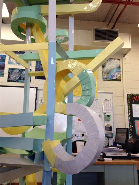 How To Make A Roller Coaster Loop Out Of Paper - paper roller coasters do it yourself
