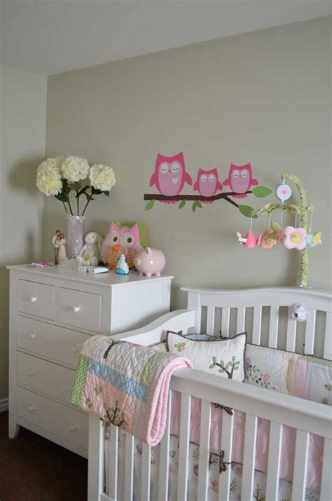 owl nursery curtains owl nursery decor for girls and boys