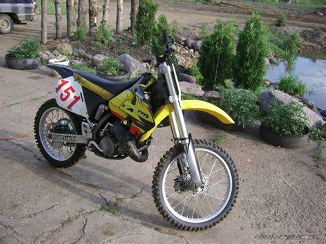 Suzuki Rm 125 1999 1999 Suzuki Rm 125 Picture 626228