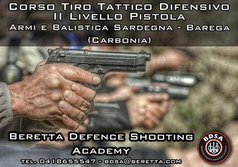 durata porto d armi corsi pistola tiro difensivo
