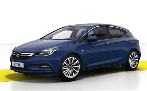 opel blue opel astra v 2018 couleurs colors
