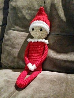 the dapper toad sh elf free crochet pattern 69 best elf on the shelf images on pinterest xmas