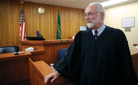 judge on the bench court is judge s and his legacy