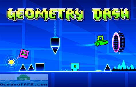 geometry dash full version game geometry dash apk full version free download for android