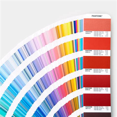 pantone color pantone formula guide solid coated uncoated color guide