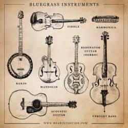 Image result for bluegrass instruments