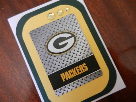 Green Bay Packers Birthday Card Template by 32 Best Images About Gb Packers On Shaker