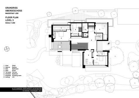 1 Bedroom Apartment gallery of su house alexander brenner architects 20