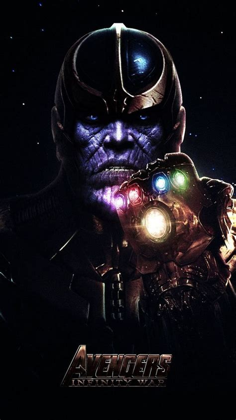 wallpaper android avengers infinity war characters