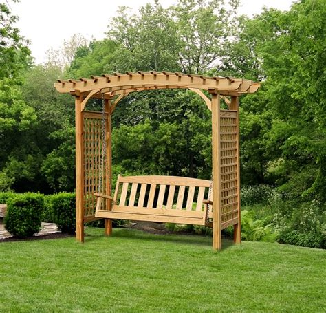 42 Best Images About Outdoor Swings On Pinterest Pergola Swing Plans