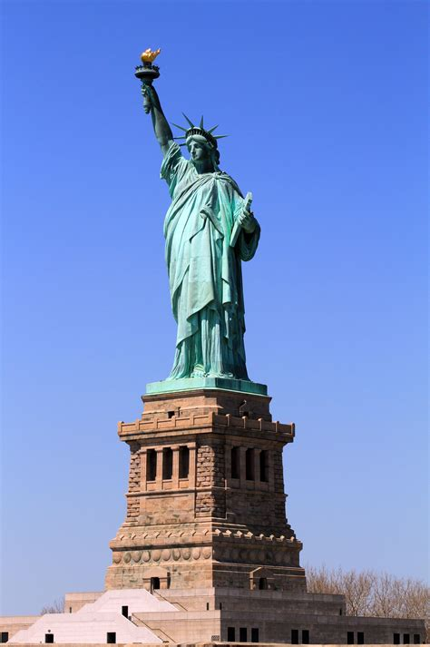 statue of liberty opinions on statue of liberty disambiguation