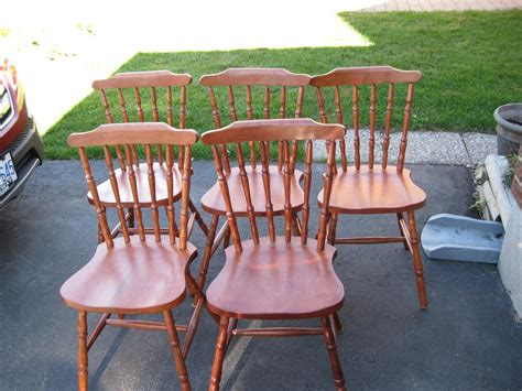 Maple Wood Kitchen Chairs maple kitchen table with 5 chairs orleans ottawa