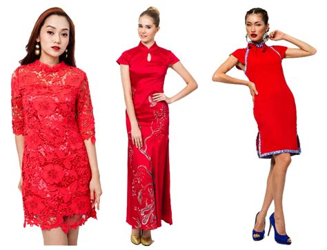 online shopping 12 red fashion items for chinese new year