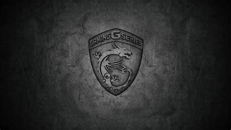 wallpaper 4k msi msi gaming g series dragon logo 4k wallpaper msi