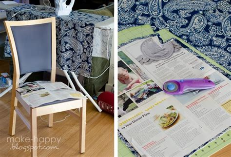 Make Happy Dining Chair Slipcovers by Make Happy Dining Chair Slipcovers