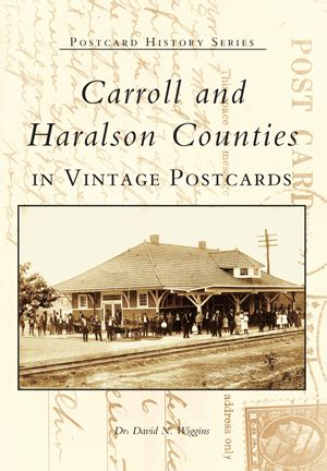 Carroll And Haralson Counties In Vintage Postcards By Dr