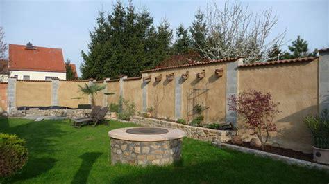 bilder mediterrane gartenmauern gartenmauer nowaday garden