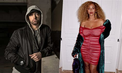 eminem beyonce beyonce joins eminem on new single quot walk on water