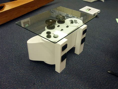 Controller Coffee Table I Want This Playstation Controller Coffee Table Global News