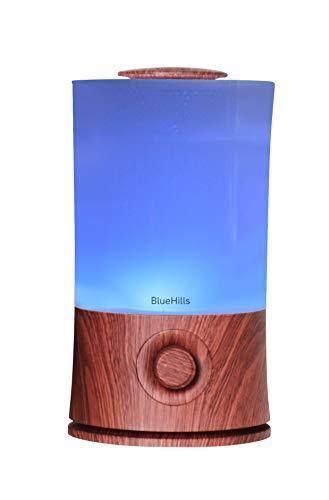 bluehills premium  ml xl large essential oil diffuser