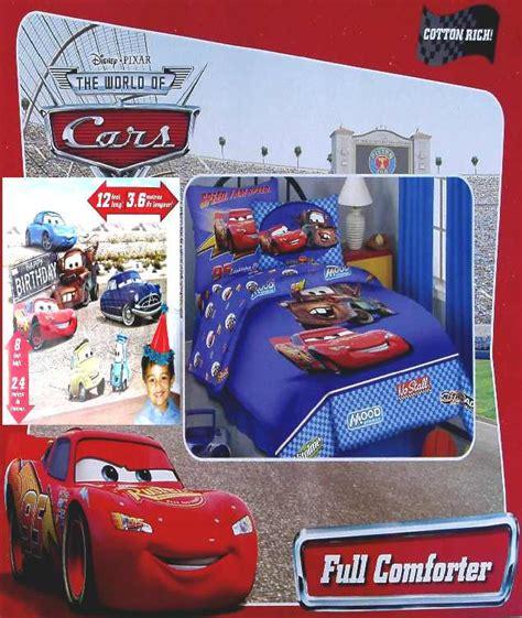 disney cars full size comforter set disney cars movie full size comforter sheets mural 6pc