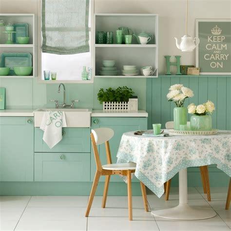 green kitchen decorating ideas green kitchen colour ideas home trends housetohome co uk