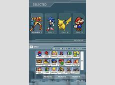 Super Smash Bros Rumble v0.6 (NDS Game) › Nintendo DS ... J2me Games