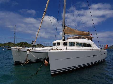 lagoon 380 for sale lagoon 380 buy used sailboat sailing catamaran buy