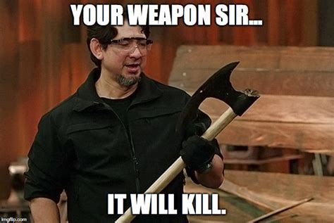 Killing Meme - doug marcaida it will kill imgflip