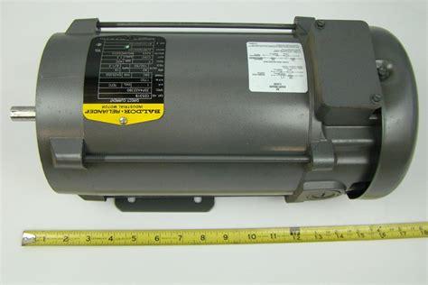 Jual Motor Dc Baldor baldor reliancer dc motor 1750rpm 1hp 90v 35p442z390 cd5319 ebay