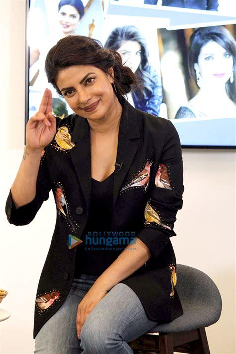 priyanka chopra in facebook priyanka chopra snapped visiting the facebook office in