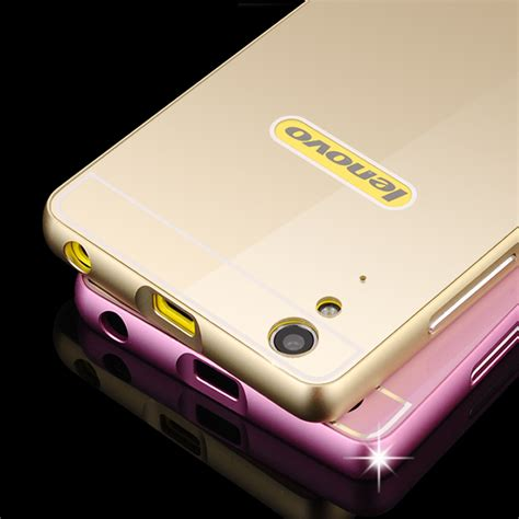 Lenovo A6000 Motomo Brushed Metal Cover Backc Limited for lenovo k3 new luxury slim aluminum frame pc back cover phone covers protective cases