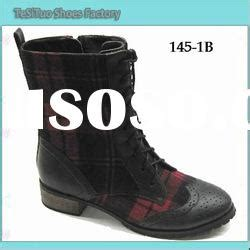 Sepatu Fashion Korea A668 Flat sepatu boots flat korea sepatu boots flat korea