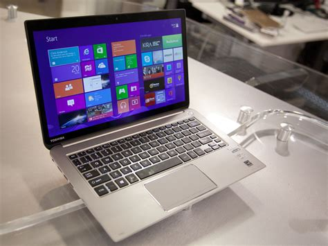 check out the best features of toshibas expensive new touchscreen laptop the kirabook jpg