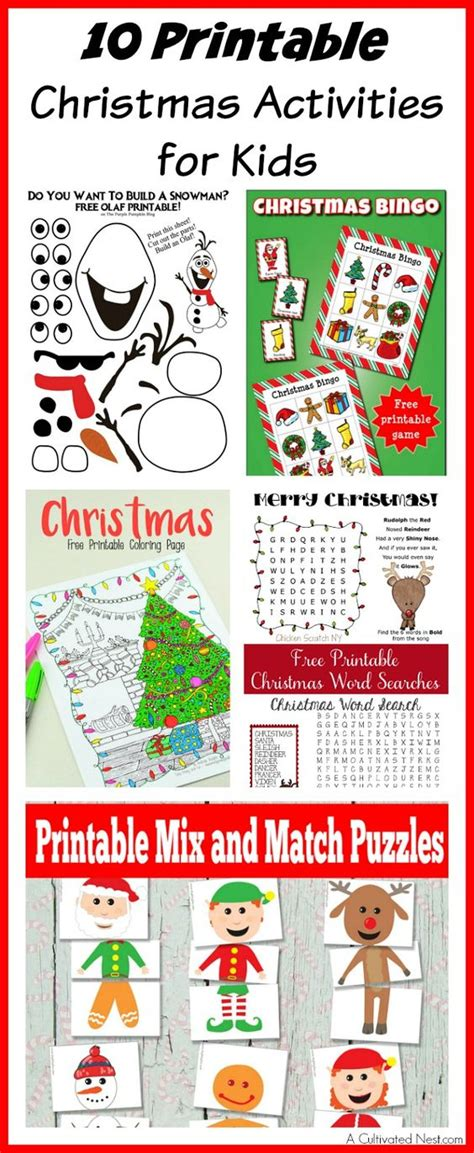 christmas activity forwork activities for activities and activities for on