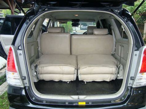 suv seats 6 comfortably brand new 6 1 seater innova car for rent in bangalore