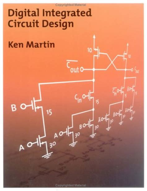design of digital integrated circuit digital integrated circuit design the oxford series in electrical and computer engineering