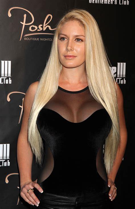 Is Heidi Montag Overdosin by Heidi Montag Hosts At Iii In Vegas 127386