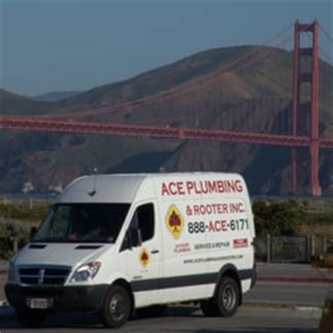 Plumbing San Francisco by Ace Plumbing Rooter Klempner Parkside San