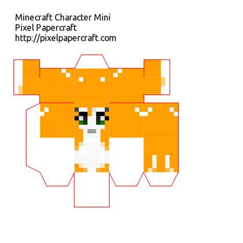 minecraft iballisticsquid coloring pages papercraft stylonghead kids crafts pinterest