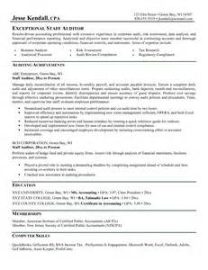 Sox Auditor Cover Letter by Auditor Description Resume Free Resume Exle And Writing