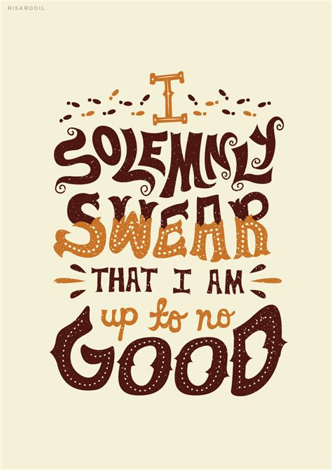 typography quotes harry potter quotes typographic posters risa rodil