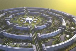 Garden City Food Circular Circular Cities The Venus Project