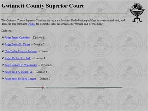 Gwinnett County Clerk Of Court Search Gwinnett County About Courthouse History