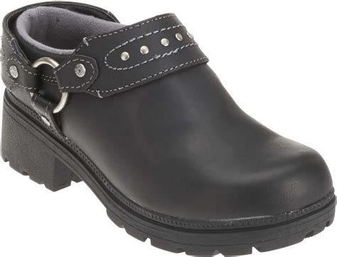 harley davidson clogs for womens harley davidson wolverine s trixi black clogs d83523