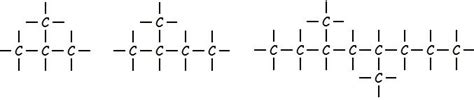 cadena carbonada enlace simple quimica junio 2013